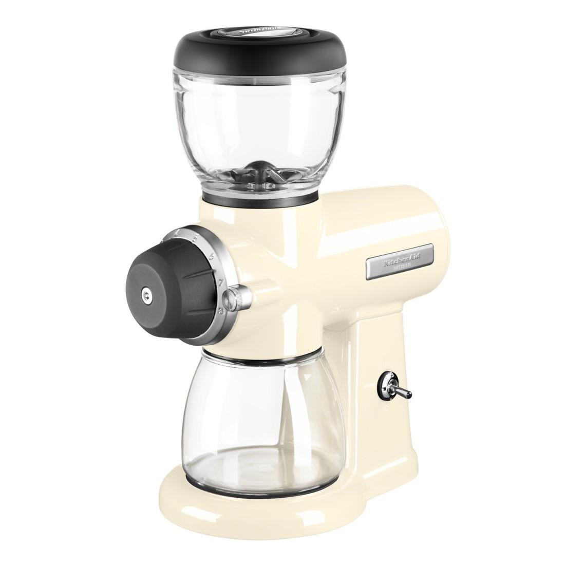 Mlynček na kávu KitchenAid 5KCG0702 mandľová