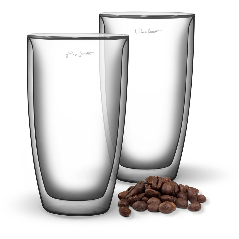 Set pohárov na kávu Vaso Lamart 230 ml 2 ks