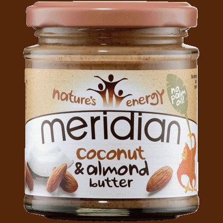 Kokosovo-mandľové maslo jemné 170 g