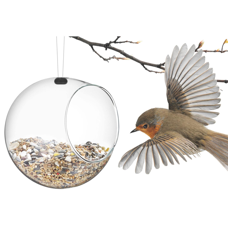Závesné mini kŕmidlo pre vtáčiky 2 kusy Eva Solo