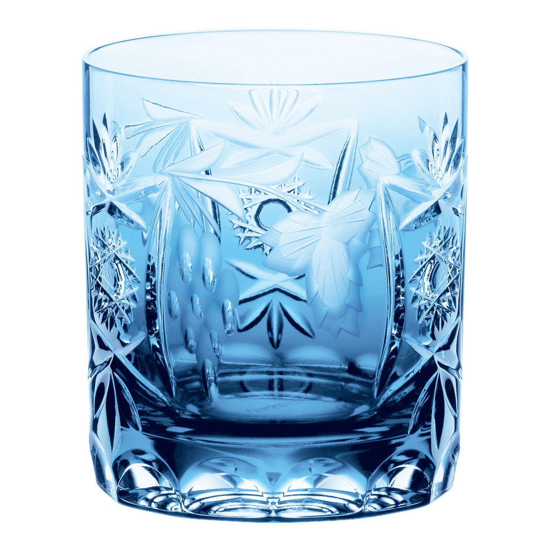 Pohár na whisky Aquamarine Traube