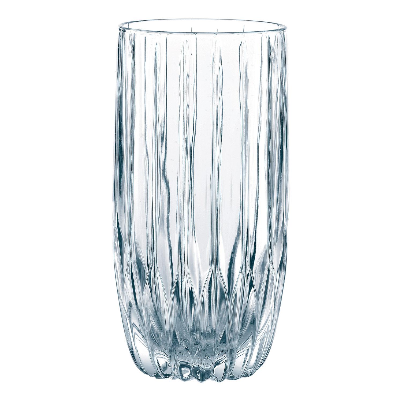 Súprava 4 pohárov na long drink Prestige