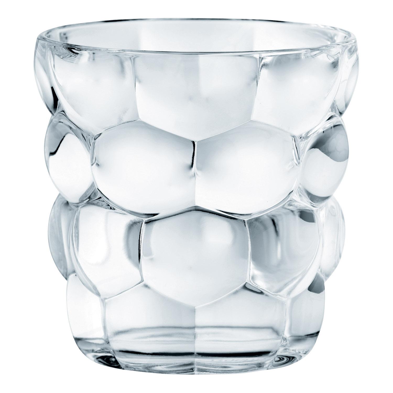 Súprava 4 pohárov na vodu Bubbles