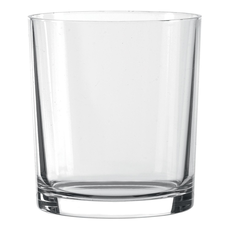Súprava 4 pohárov na miešané nápoje