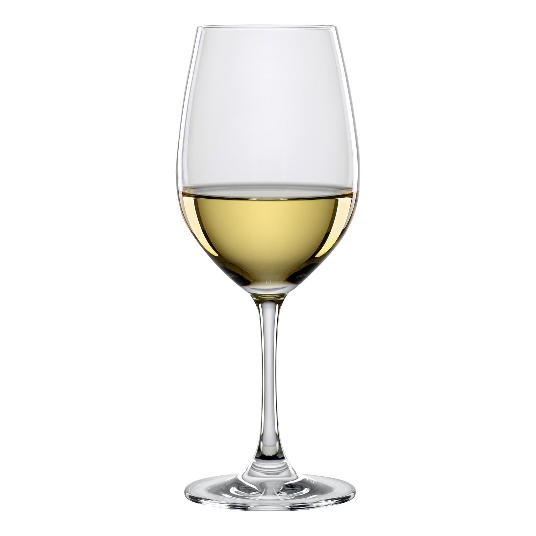 Súprava 4 pohárov na biele víno Winelovers