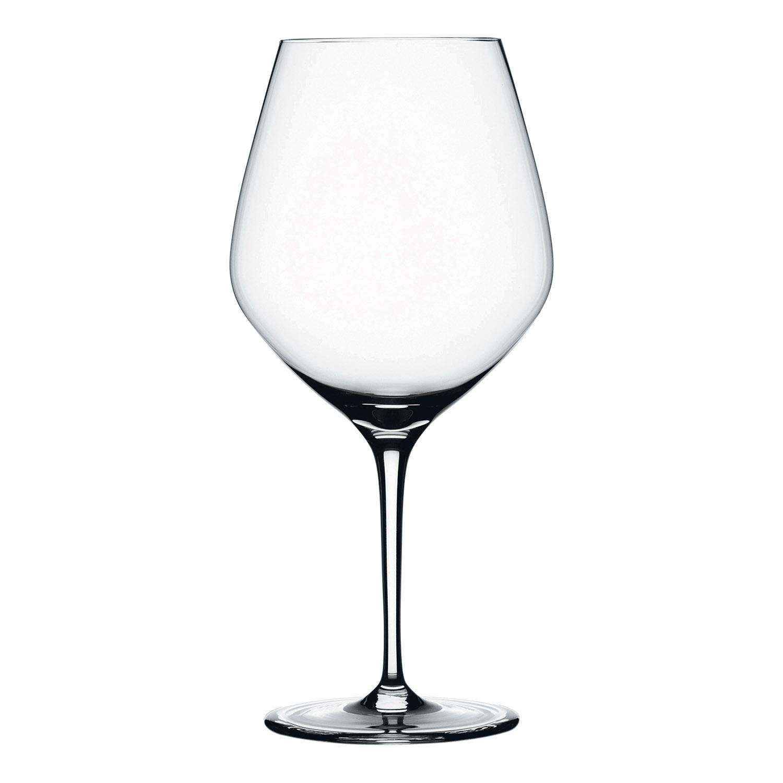 Súprava 4 pohárov na červené víno Burgundy Authentis Spiegelau