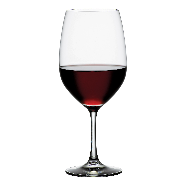 Súprava 4 pohárov na červené víno Bordeaux Vino Grande