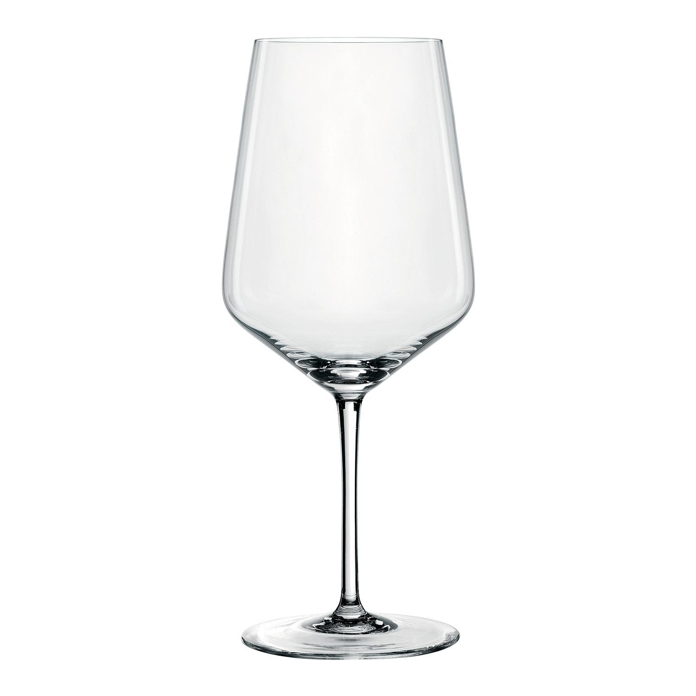 Súprava 4 pohárov na červené víno Style