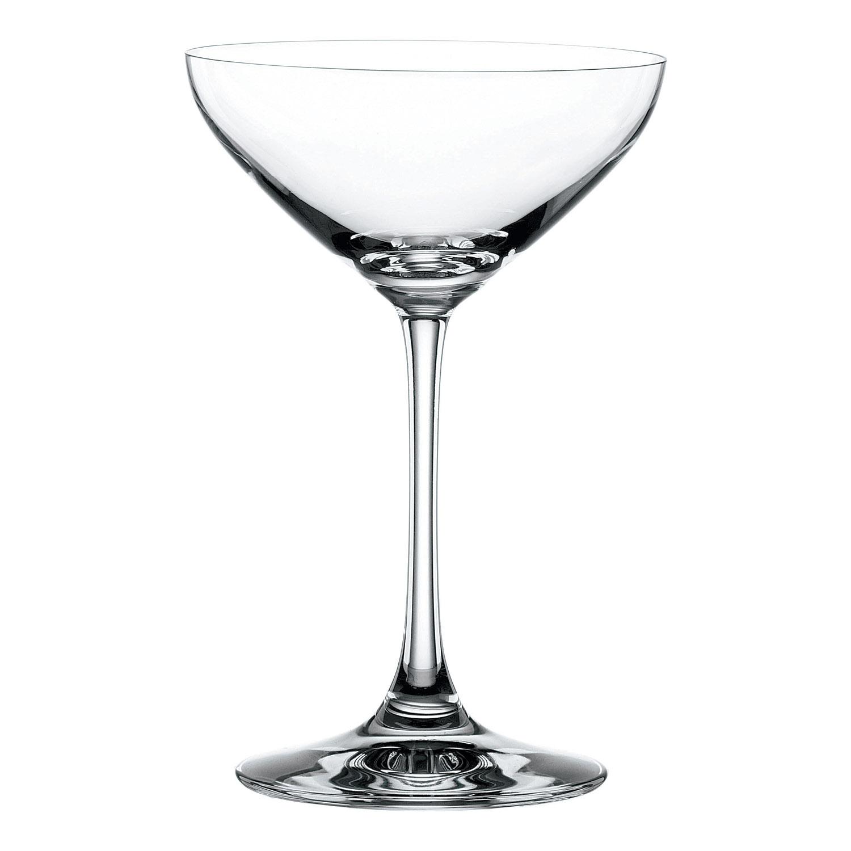 Súprava 4 pohárov na dezerty/šampanské