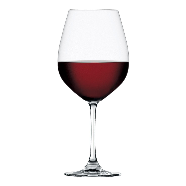 Súprava 4 pohárov na červené víno Burgundy Salute Spiegelau