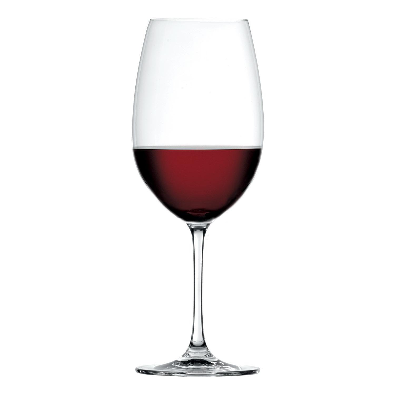 Súprava 4 pohárov na červené víno Bordeaux Salute Spiegelau