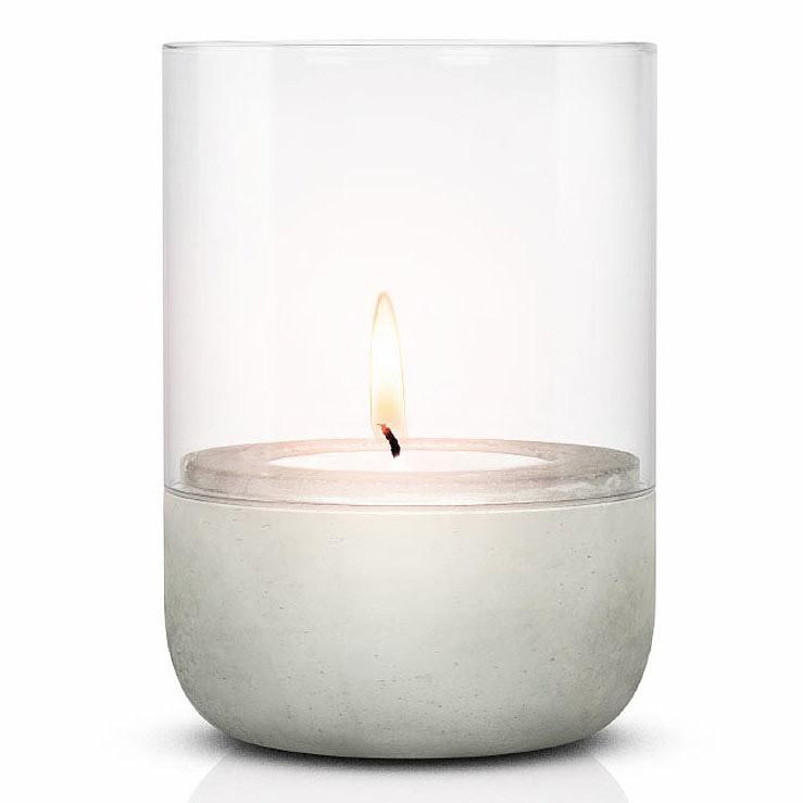 Svietnik na čajovú sviečku CALMA 14 cm