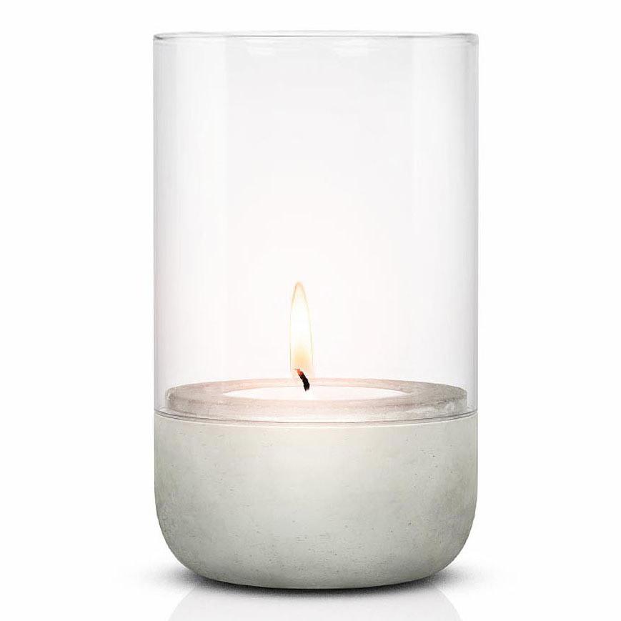 Svietnik na čajovú sviečku CALMA 20 cm