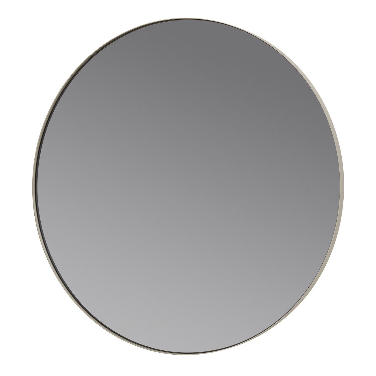 Okrúhle zrkadlo RIM sivé Blomus
