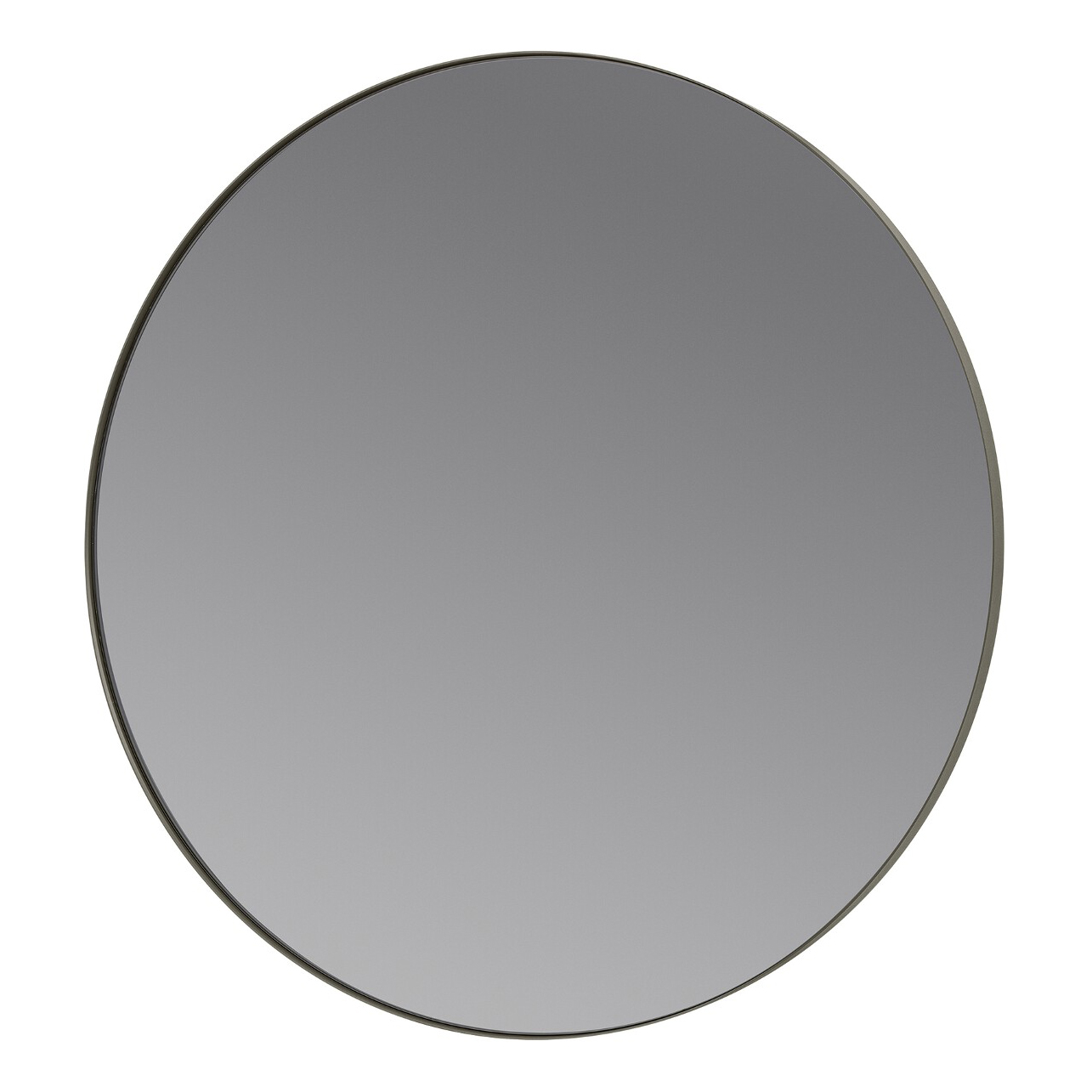 Okrúhle zrkadlo RIM kaki Blomus