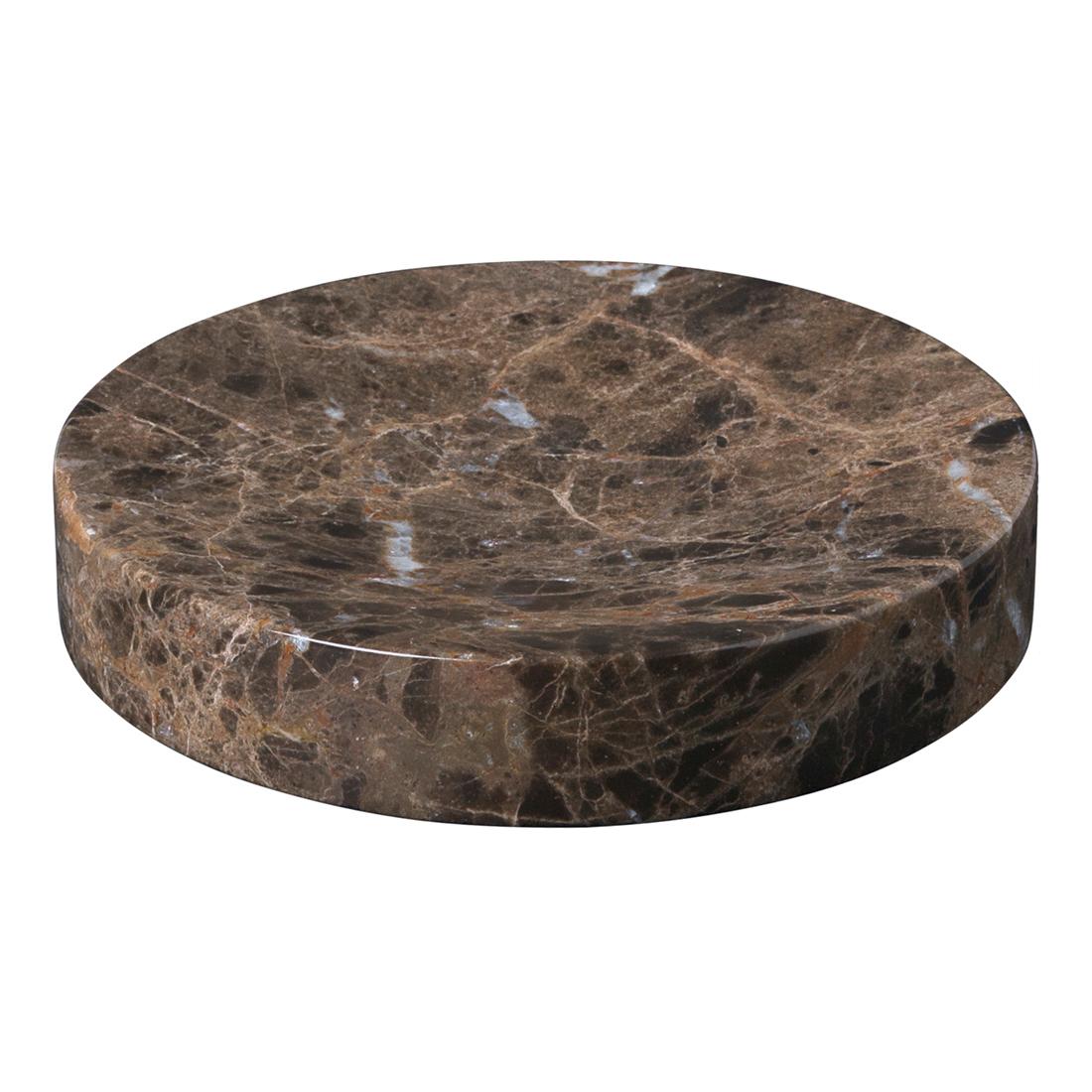 Podložka / tanierik mramorový malý PESA hnedý