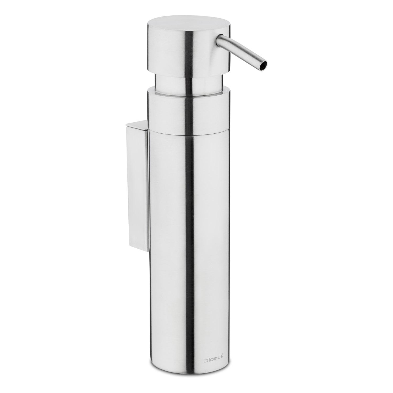 Nástenný dávkovač tekutého mydla matná nehrdzavejúca oceľ 100 ml NEXIO