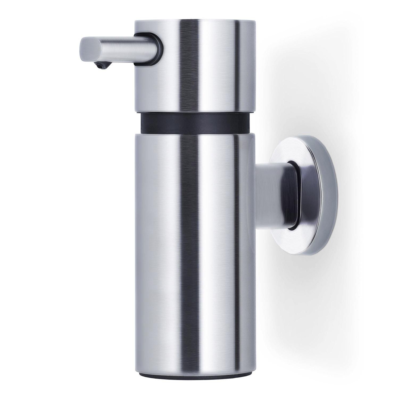 Nástenný dávkovač tekutého mydla matná nehrdzavejúca oceľ 220 ml AREO