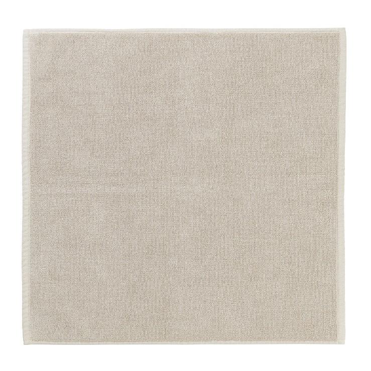 Kúpeľňová predložka PIANA 55 x 55 cm krémová Blomus