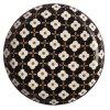 plytky tanier Marigold tmavomodrý 23 cm
