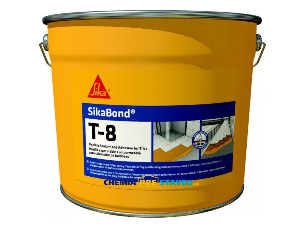 SikaBond T8 - elastické vodonepriepustné lepidlo na dlažbu