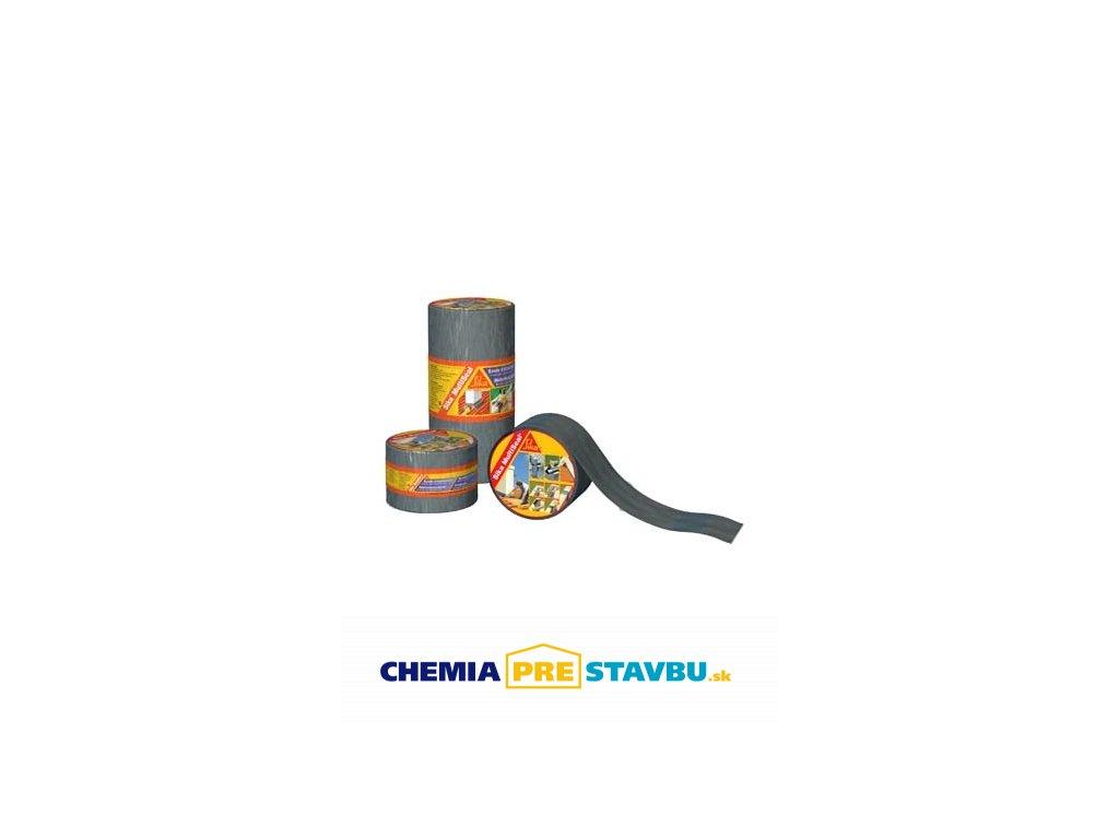 Sika MultiSeal T - samolepiaca bitúmenová páska vystužená hliníkovou fóliou