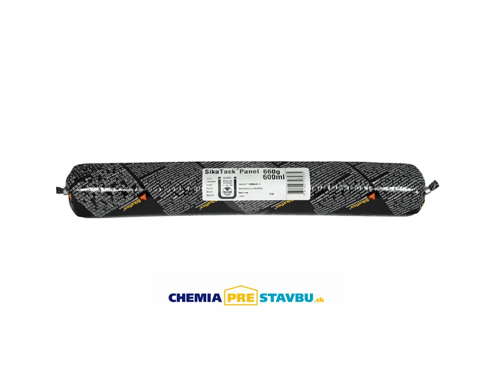 Sika Tack Panel, 600ml - lepidlo na odvetrávané fasádne obklady