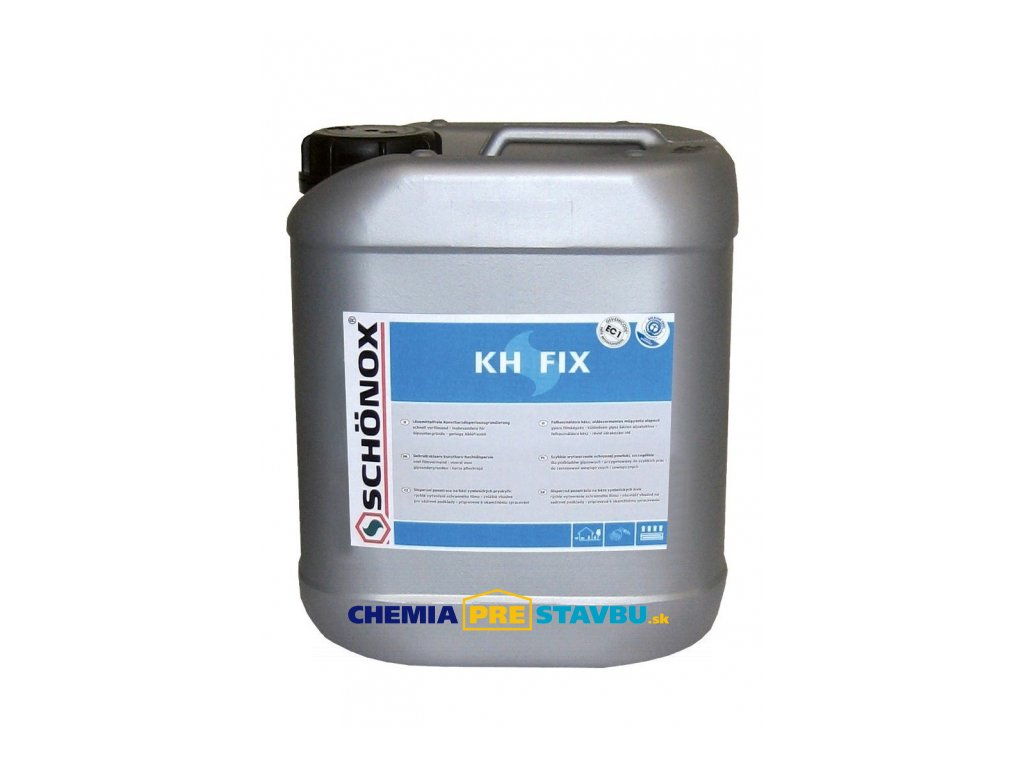 Schönox KH FIX - penetrácia na betón, anhydrit