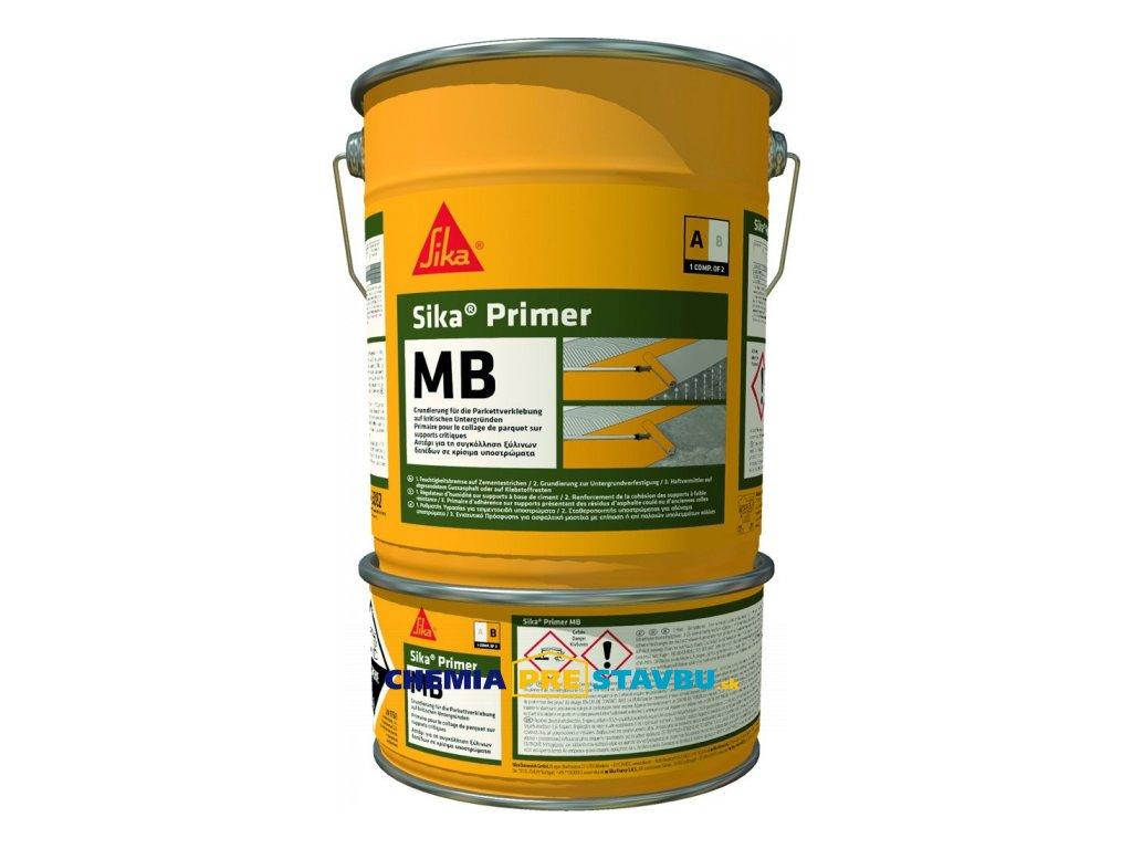 Sika Primer MB 10kg - penetrácia na bázi EP
