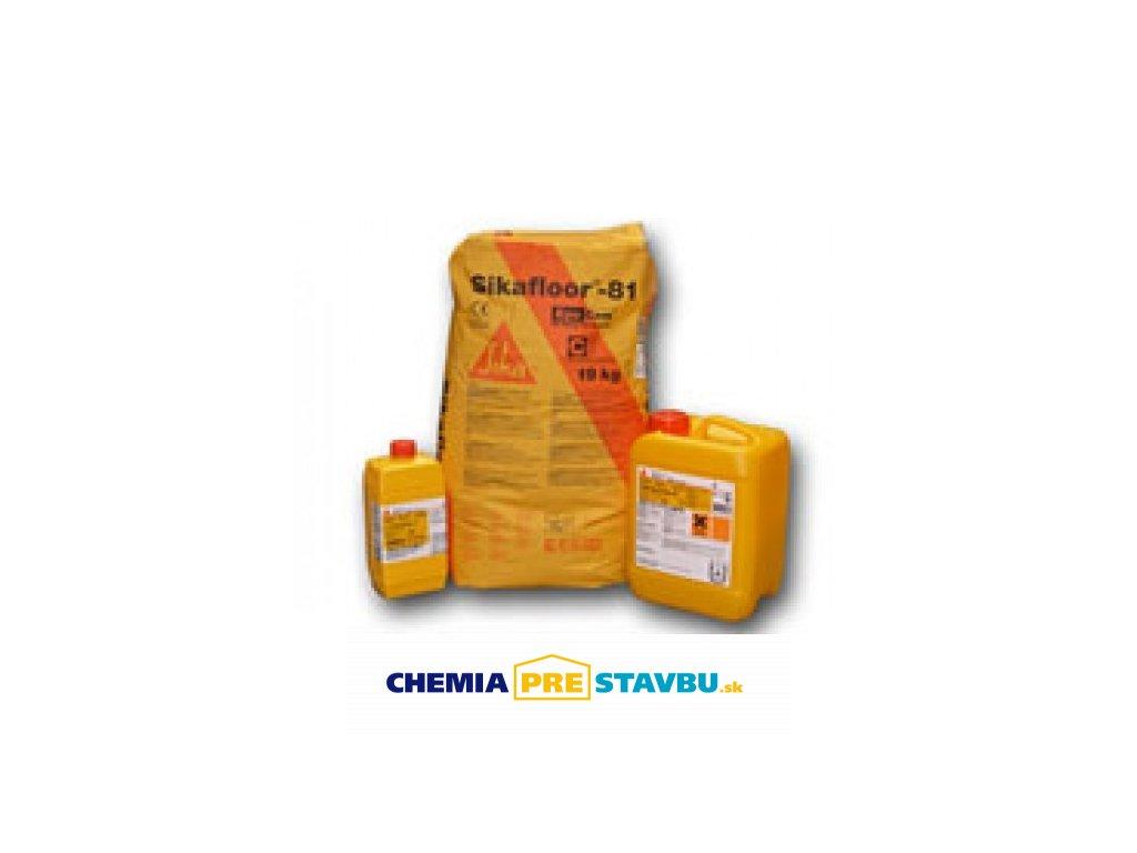 Sikafloor - 81 EpoCem, 23kg - epoxicementová malta pre podlahové stierky