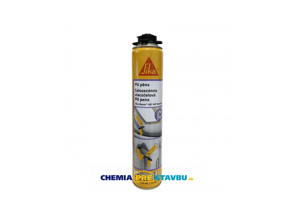 sika boom 587 A S