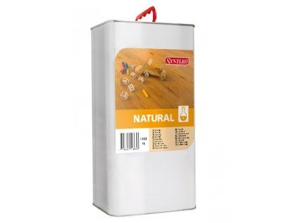 Synteko Natural - alkydový olej bez obsahu rozpúšťadiel na drevené podlahy