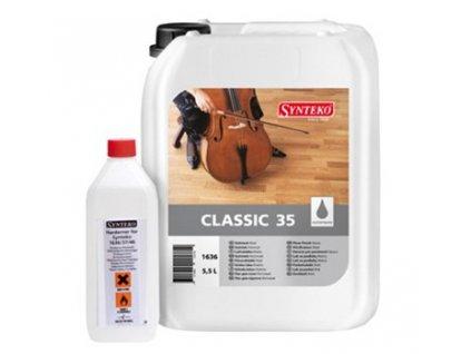 SYNTEKO Classic - vysoko odolný lak na podlahy