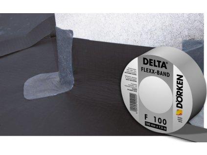 Dörken DELTA FLEXX - BAND - lepiaca prieťažná páska pre fólie DELTA