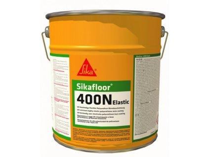 Sikafloor-400 N Elastic, 6 kg - polyuretánový vysoko elastický náter