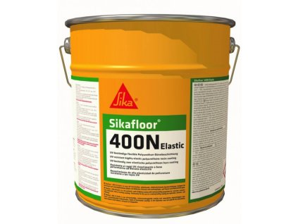 Sikafloor -400 N Elastic - PU vonkajší náter