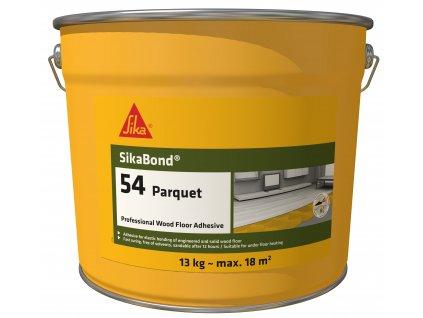 SikaBond 54 Parquet - lepidlo na drevené podlahy a palubovky