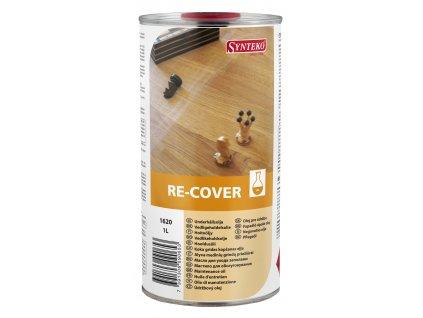 Synteko  RE-COVER 1l - olej k pravidelnej údržbe podláh ošetrených olejmi