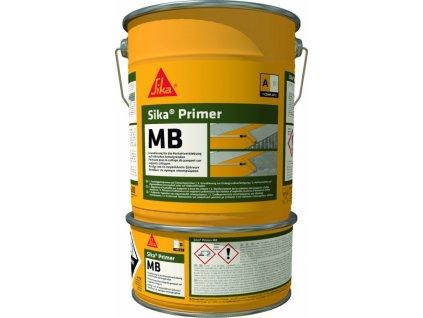 Sika Primer MB, 10kg - epoxidový náter a bariéra proti vlhkosti pre lepenie drevených podláh