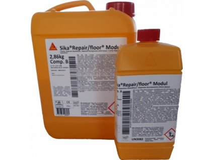 Sika Repair / floor Modul, 4kg - penetrácia, komponent A + B systému Sikafloor EpoCem