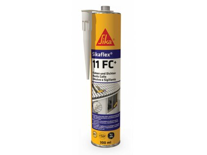 Sikaflex 11 FC+, - stavebné lepidlo a tmel v jednom