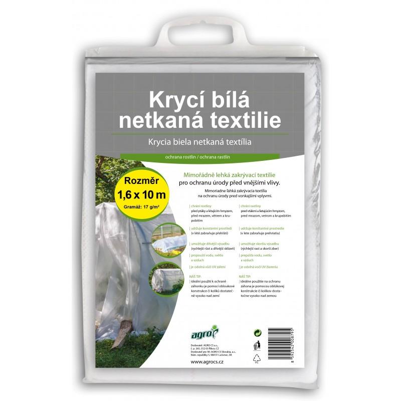 Netkané textílie