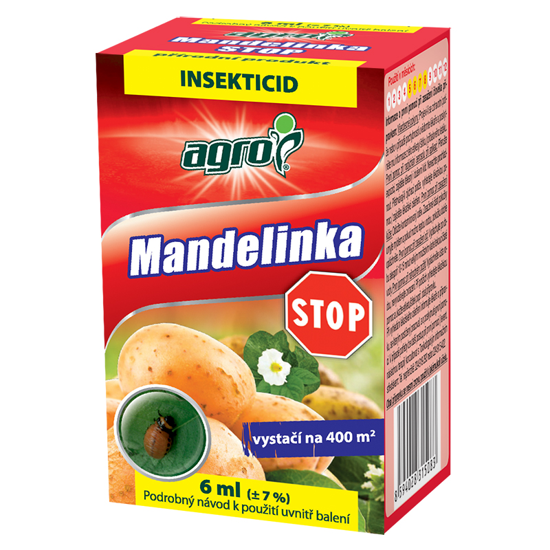 Přípravky proti mandelinkám