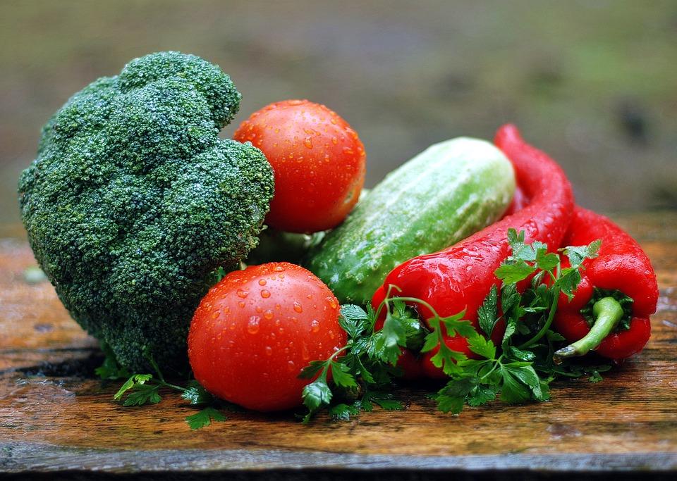 Semínka zeleniny a ovoce