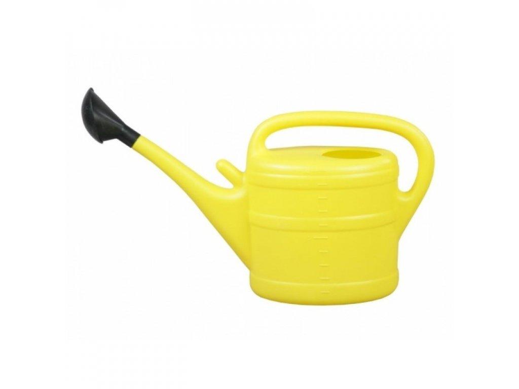 Konev 10 l plast žlutá