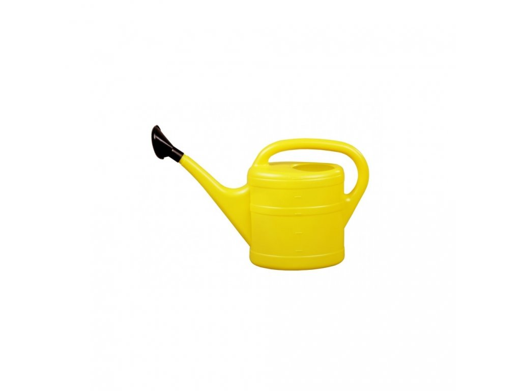 Konev 5 l plast žlutá