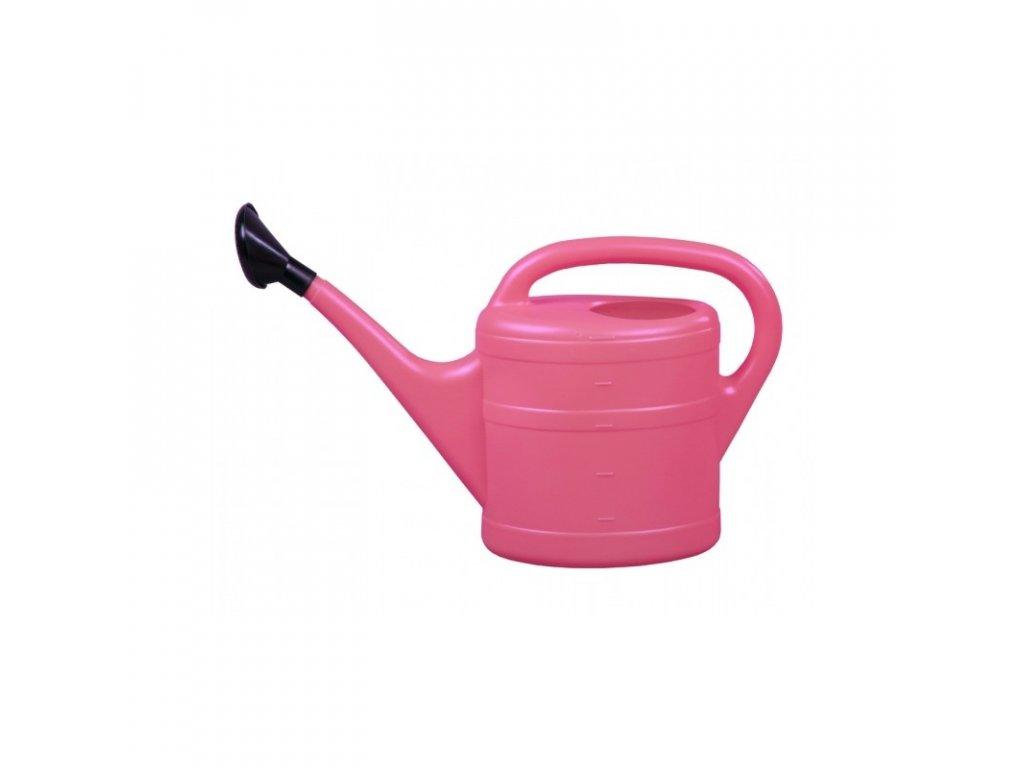 Konev 5 l plast růžová