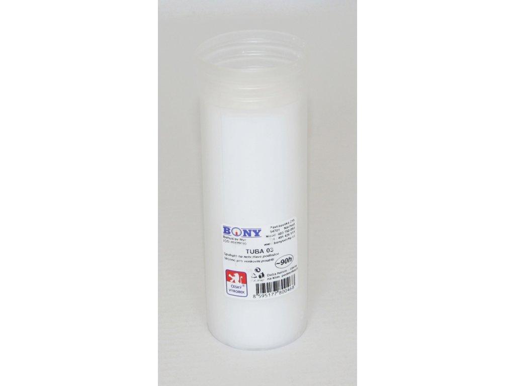 Svíčka - náhradní náplň TUBA 03  240 g
