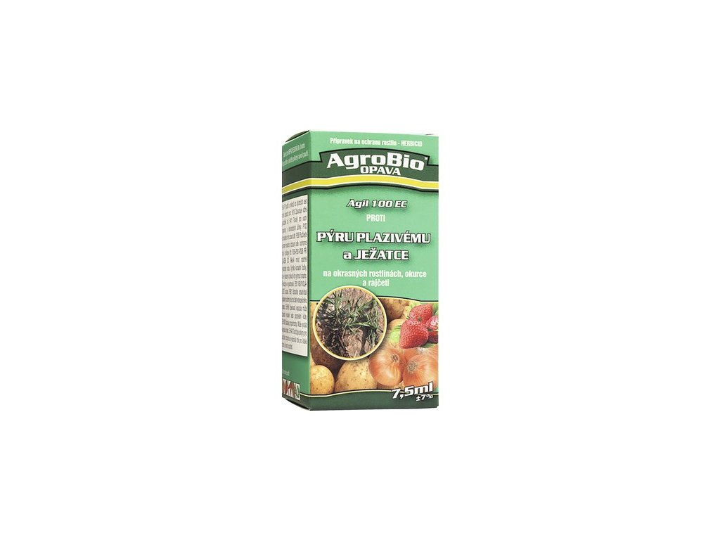 Agil 7,5ml PROTI pýru a ježatce