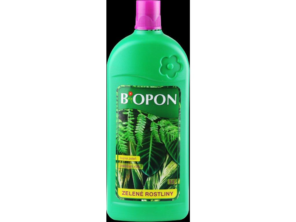 Bopon - kapalné hnojivo na zelené rostliny 1 l